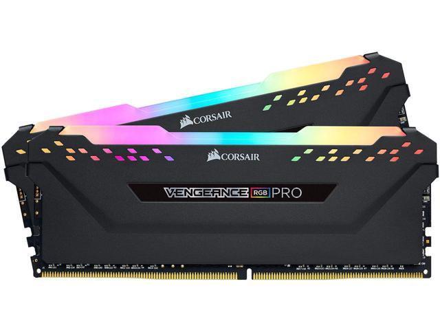 <SOLD> Corsair Vengeance Pro RGB (8Gx2) RAM (USED)