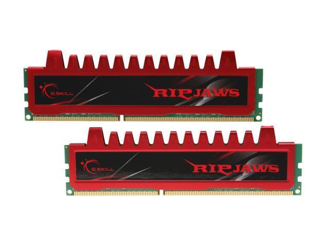 <SOLD> G.Skill Ripjaws DDR3-1600 8GB (4GBx2)RAM (USED)
