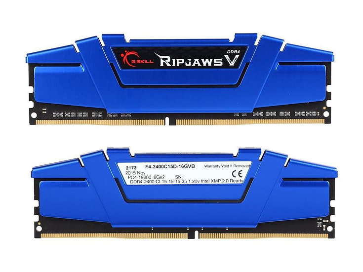 <SOLD> G. Skill Ripjaws V 2400Hz 16GB RAM (USED)