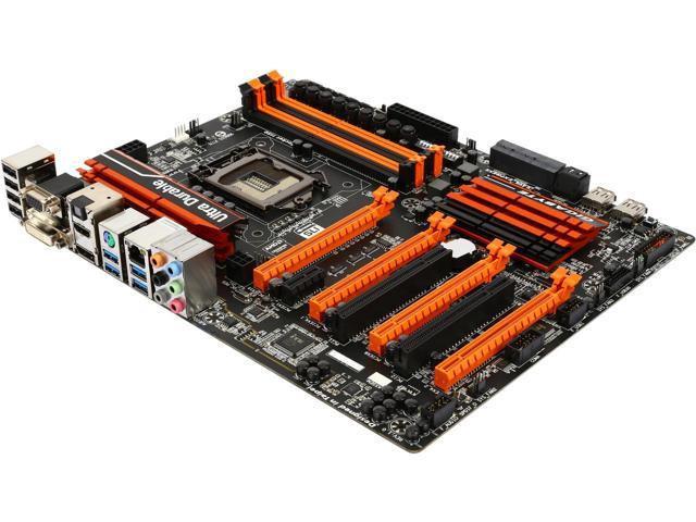 <SOLD> Gigabyte Z97X-SOC Motherboard (USED)