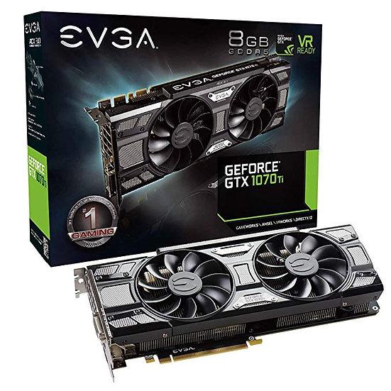 <SOLD> EVGA GeForce GTX 1070ti SC (USED)