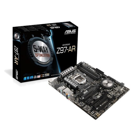 <SOLD> ASUS Z97-AR Motherboard (USED)
