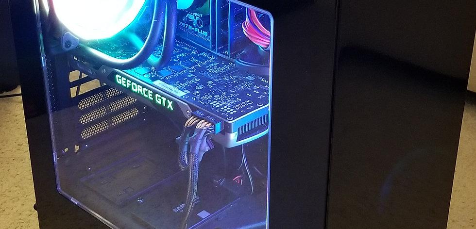 <SOLD> Custom RGB Gaming PC/Rig (Mid Tier)