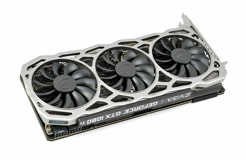 <SOLD> EVGA GTX 1080 Ti FTW3 Graphics Card (USED)
