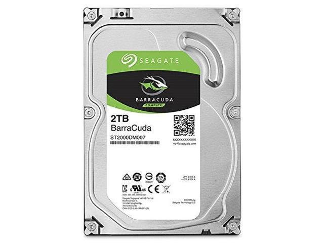 <SOLD> Seagate Barracuda 2TB HDD (USED)