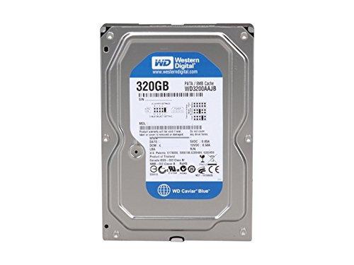 WD Blue 320 GB HDD (USED)