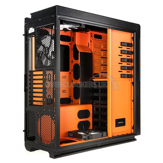 <SOLD> Phanteks Enthoo Primo Full Tower Orange/Black (USED)