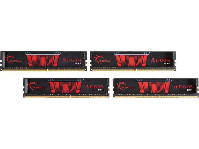 <SOLD> G.Skill DDR4-2400 (4GBx4)RAM (USED)