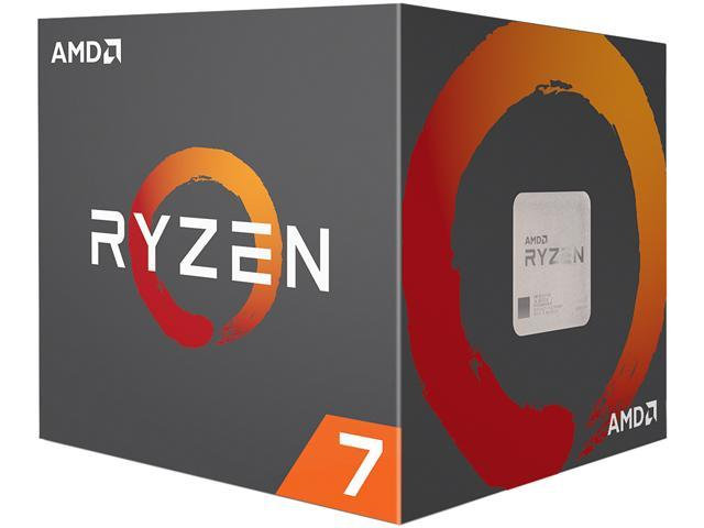 <SOLD> AMD Ryzen 7 1700 with stock RGB cooler (USED)