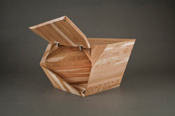 Cabinet / table / seat Wood