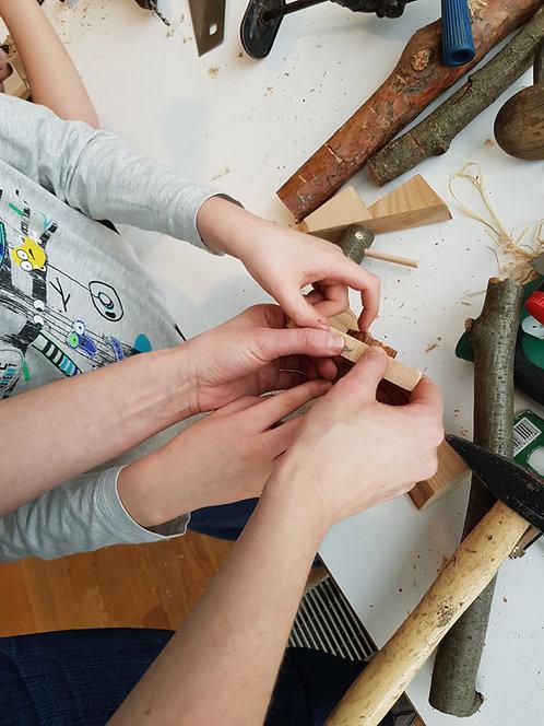 Indywidualny warsztat stolarski dla rodziny do 4 osób