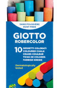 Tiza Giotto x 10 u.color