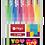 Thumbnail: Roller Filgo gel x 6 colores Fluo estuche