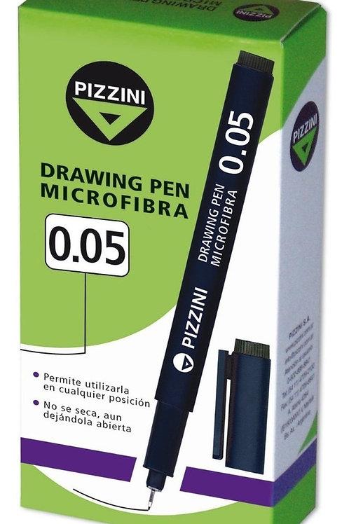 Microfibra/Estilografo Pizzini 0.05