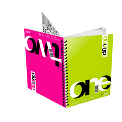 Cuadernillo Arte Duo 29,7 cm x 80 hjs