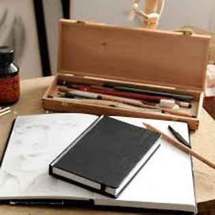Libro Artbook Canson 14x21cm 100 gr 98 hojas cuaderno