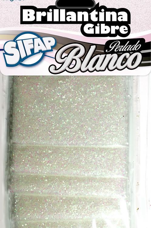 Brillantina Gibre Sifap x 5 u Blanca Perlada