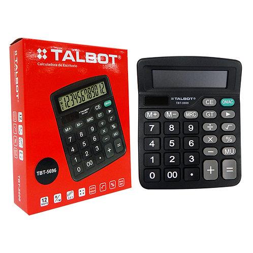 Calculadora Talbot 12 dig. 5696 x 1 u.