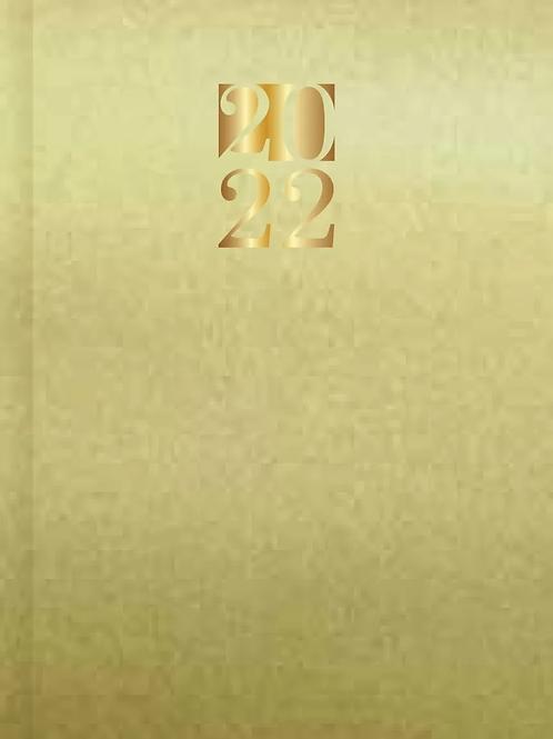 Agenda 2022 Italian 14 x 20 cm. Diaria Atenas