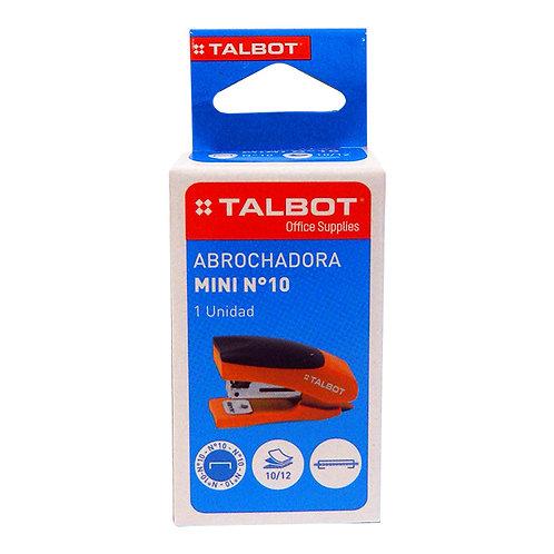 Abrochadora Talbot mini N°10 3561 x 1 u.