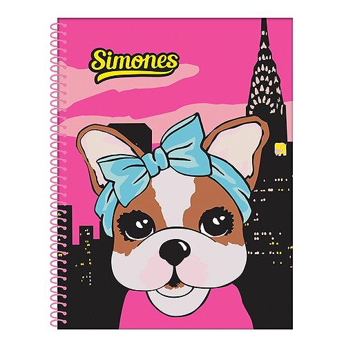 Cuaderno Universitario Simones Mooving
