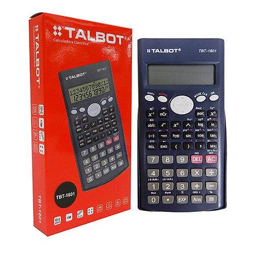Calculadora Talbot Cientifica 1801