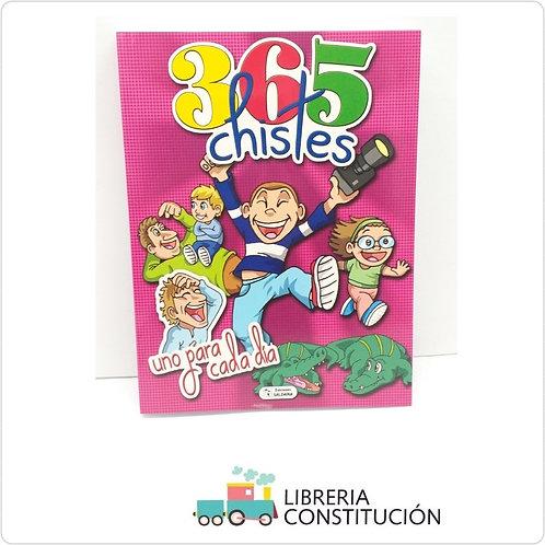 Libro Saldaña Chistes para niños x 1 u.