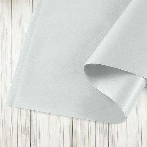 Papel Barrilete / Seda BLANCO 50 x 70 cm x 50 u Carpel