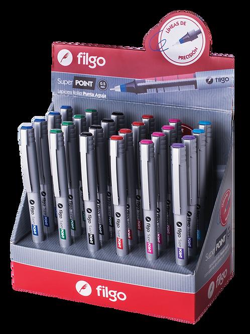 Roller Filgo Super Point 0.5 mm x 1 u