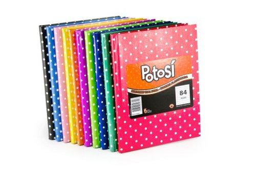 Cuaderno Potosí Tapa Dura 84 hojas