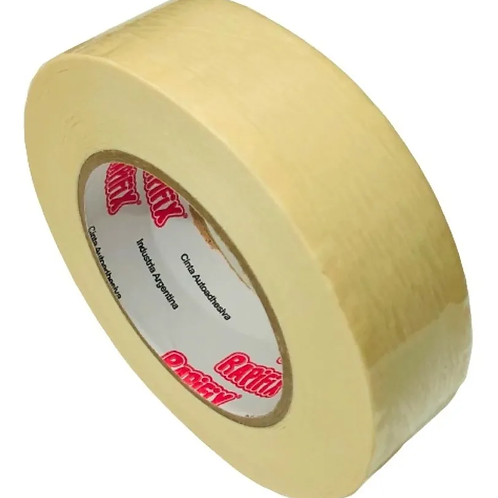 Cinta papel bifaz 36 mm. x 30 mtros Rapifix