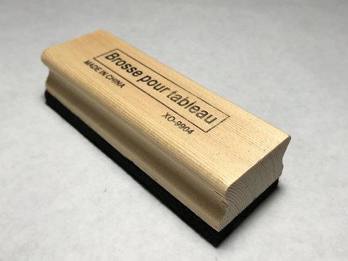 Borrador para Pizarron tiza  Wunder madera
