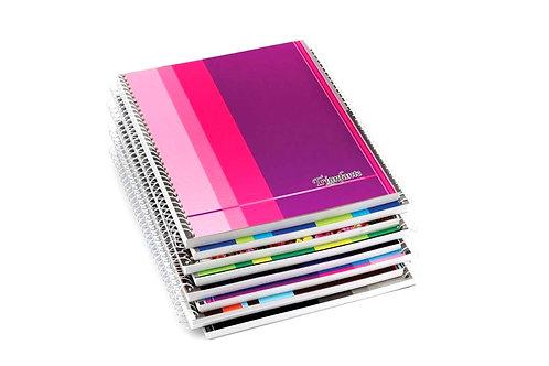 Cuaderno Universitario Triunfante x 10 u.