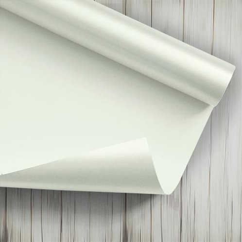 Cartulina blanca 45x60 cm. 50 u.