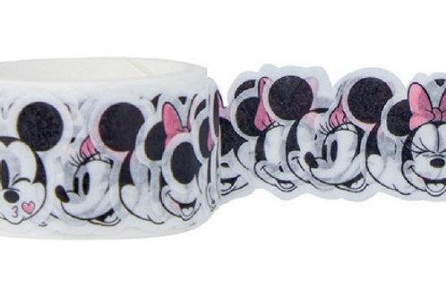Maw Mickey & Minnie faces washi tap