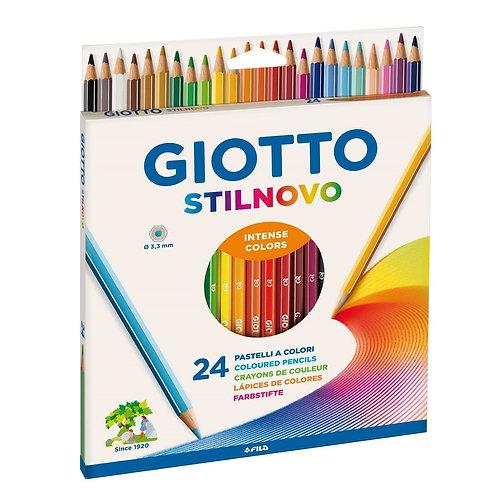 Lapices de Colores x 24 Giotto