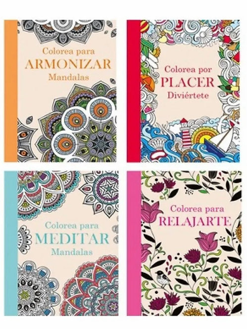 Libro Saldaña para colorear Creativo x 1 u.   (112)
