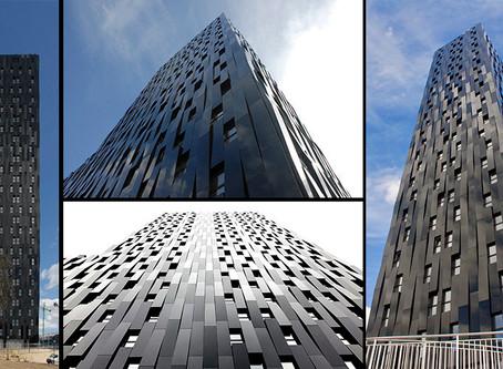 STELRAD presente en la torre mas alta de Europa.