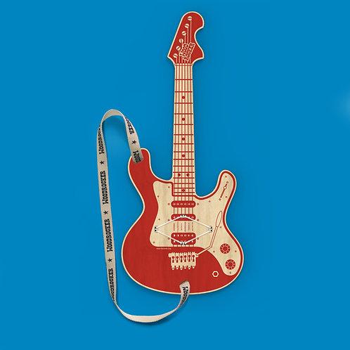 Woodrocker - die smarte Luftgitarre für Profis!