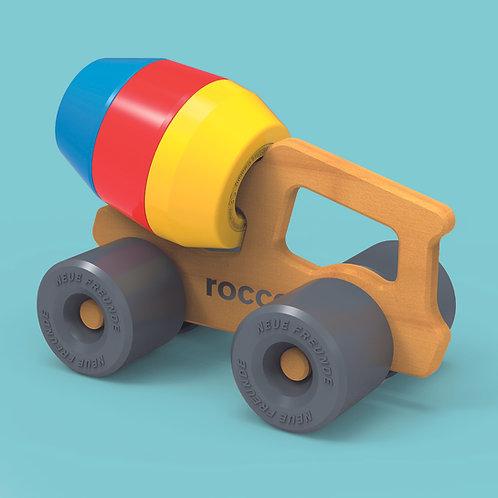 ROCCO - der Betonmischer mit 3 Sandförmchen