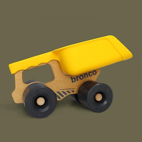 BRONCO - der Schaufeltruck, der räumt richtig auf!