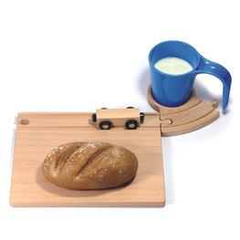 Eisenbahn Frühstücks Set