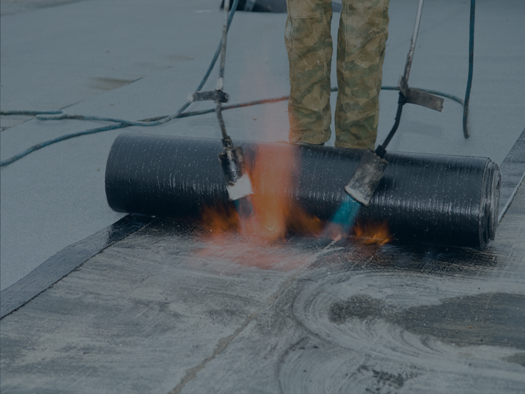Polyglass torch membrane-zumicon