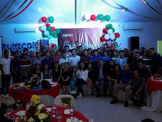 WATERPROOFING CONTRACTOR IN THE PHILIPPINES CONCLUDED ANNUAL GET-TOGETHER PARTY  SUCCESSFULLY!