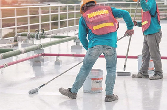 WATERPROOFING: TORCH-ON VS. LIQUID APPLIED MEMBRANE (Types and Advantages)