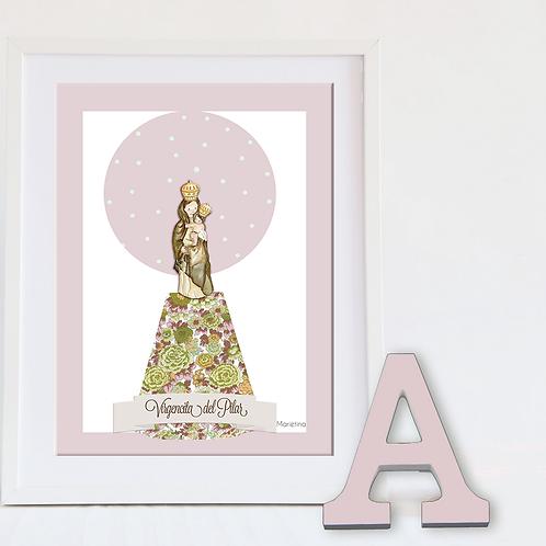 Virgen del Pilar Marietina