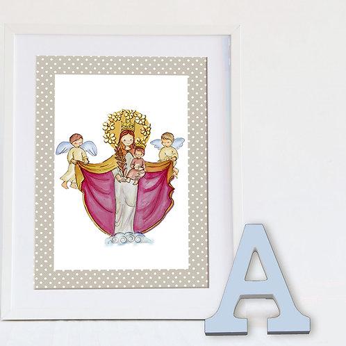 Virgen de Montealegre