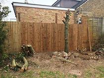 Panel Fence Repair
