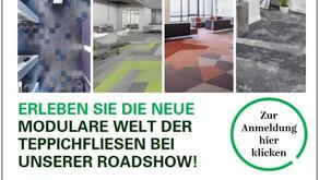 """Vorwerk flooring Roadshow """"After work Lounge 2021"""" in Hessen"""
