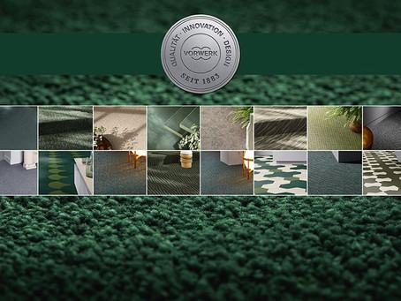 VORWERK flooring informiert über Teppichboden-Zertifizierungen
